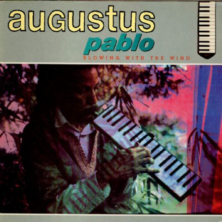 Augustus Pablo - Blowing With The Wind (VP Greensleeves) LP